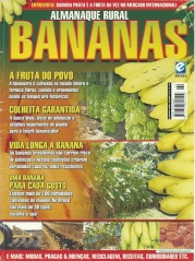 Almanaque Rural - Bananas