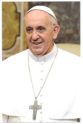 Papa Francisco Respondeu Minha Carta