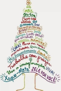 Feliz Natal e Feliz 2015!